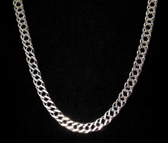 stříbrné řetízky rombo 42 cm, super cena, v akci, vyprodej