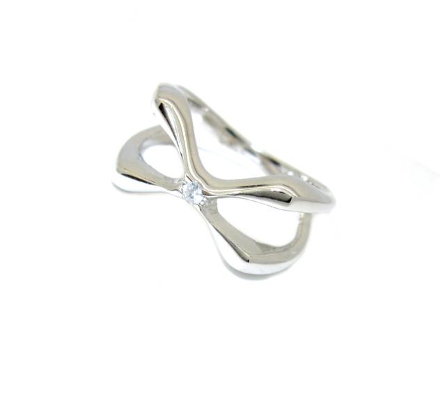Stříbrné prsteny 925/1000 s kamínky zirkon