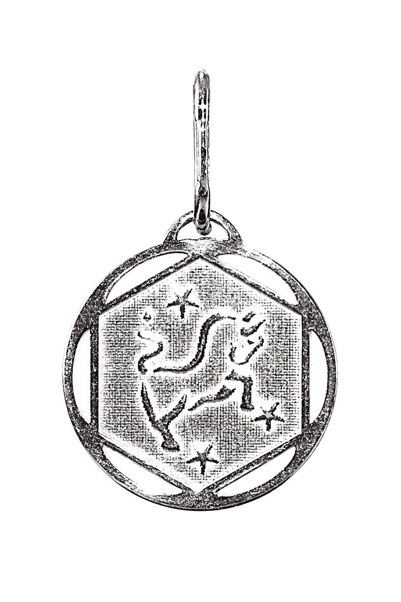 Stříbrný přívěšek - BÝK